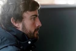 Alonso: non è stato il vento ma il volante!