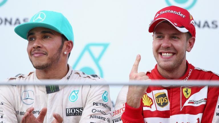 Vettel: abbiamo vinto grazie al grande caldo!