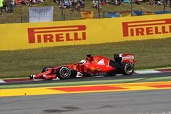La Ferrari e l'incubo della trazione