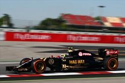 La FIA conferma la penalità per la Lotus