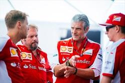 Ferrari e Honda spingono i motori