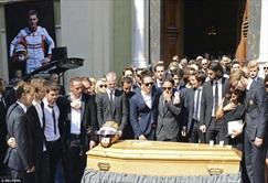 La tristezza per Bianchi offusca il prossimo Gran Premio d'Ungheria