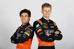Hulkenberg e Perez ancora per un anno