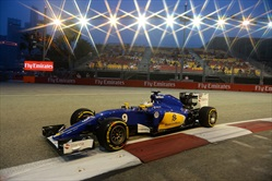 Gp Singapore 2015 - Qualifiche