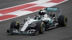 Rosberg Mexico