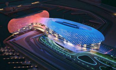 Gp Abu Dhabi - Gara
