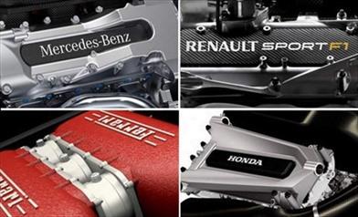 Ferrari ed Honda più vicini a Mercedes