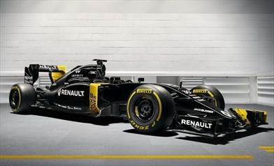 Presentata la Renault 2016