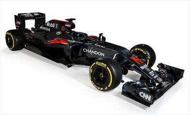Presentata la McLaren-Honda MP4-31