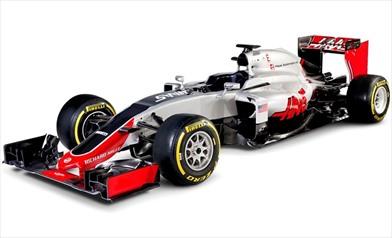 Svelata la nuova Haas VF-16
