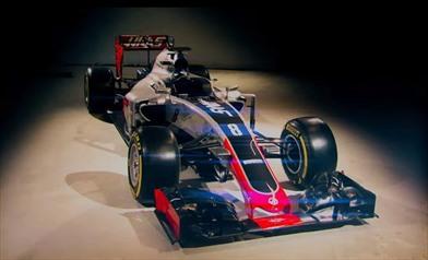Video: Presentazione della Haas VF-16