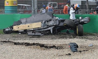 Alonso ringrazia la FIA - Incidente Alonso