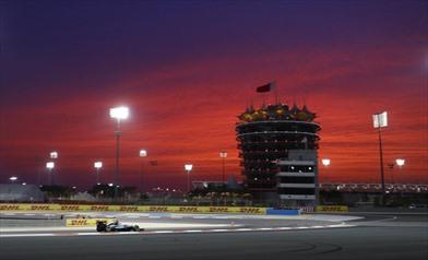 GP Bahrain: Hamilton, l'ultimo giro è stato fondamentale - Hamilton Barhain