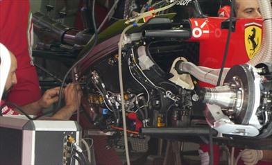 Tanti cambiamenti nella Power Unit di Vettel