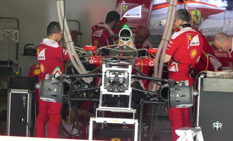 Gp Cina 2016: la Review Tecnica..e non solo