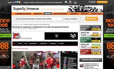 Formula1.it: passione e ambizione in un sito che guarda al futuro