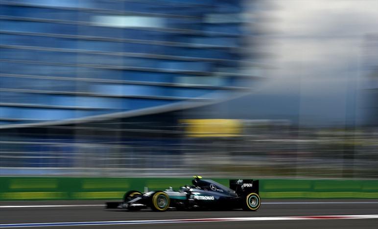 Gp Russia 2016 - Rosberg