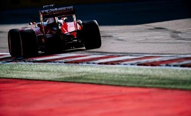 Gp Russia 2016 - Mercedes dannatamente veloce