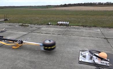 Video: Test Red Bull Aeroscreen