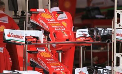 La Ferrari continua ad introdurre piccole novità