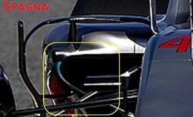 Mercedes con delle nuove pance