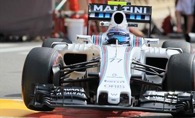 Gp Monaco: la Williams effettua prove comparative