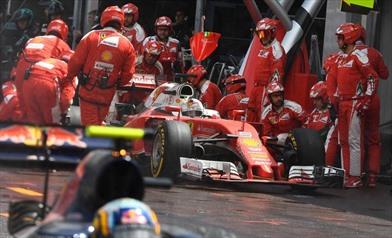 Gp Monaco 2016 - Analisi strategie