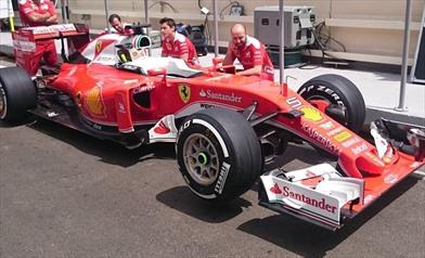 Gp Baku: Ferrari con una nuova ala anteriore - Gp Baku: Ferrari con una nuova ala anteriore