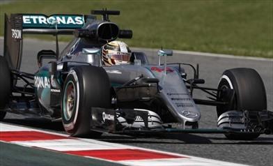 Gp Europa: Super Mercedes nelle seconde libere - Hamilton