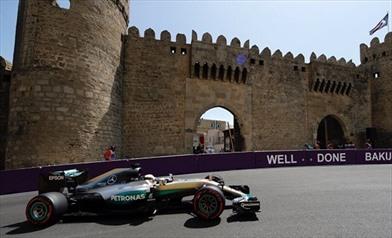 Gp Europa: Pole di Rosberg - Rosberg