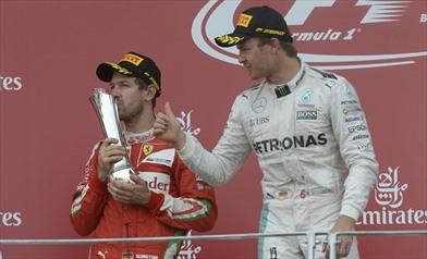 Gp Europa 2016 - Gara - Analisi strategie - Gp Europa 2016 - Vince Rosberg