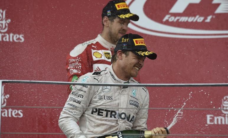 Gp Europa 2016 - Secondo posto per Vettel