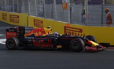 Gp Europa 2016 - Gara difficile per Red Bull