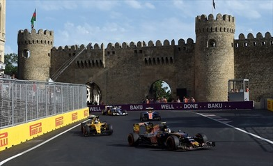 Gp Europa 2016 - Gara - Analisi strategie - Gp Europa 2016 - Circuito bellissimo quello di Baku