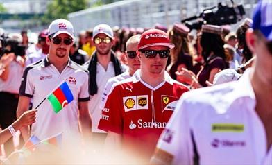 Ferrari: ancora Kimi nel 2017