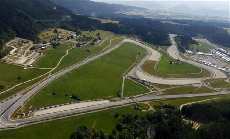 Gp Austria 2016 - Orari e canali della diretta e quote