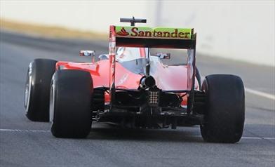 Gp Austria: la Ferrari spende un gettone di sviluppo sulla PU
