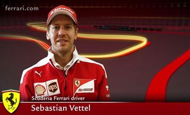 Video: Il GP d'Austria con Sebastian Vettel