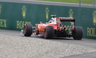 Gp Austria: l'analisi del passo gara Ferrari