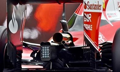 Gp Austria: Ferrari ritorna ad utilizzare il vecchio cofano motore