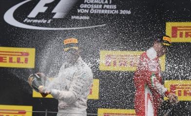 Gp Austria 2016 - Champagne