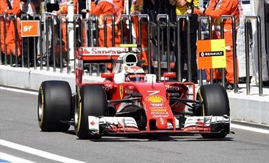 Stagione 2016: la Ferrari ha perso terreno rispetto a Mercedes