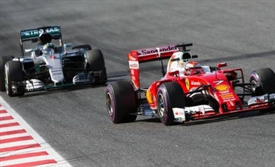 Evoluzione Tecnica: Mercedes W07 Vs Ferrari SF16-H - Parte 1