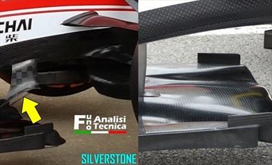Evoluzione Tecnica: Mercedes W07 Vs Ferrari SF16-H - Parte 3
