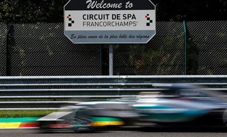 Hamilton: 10 o 20 posizioni di penalità in griglia a Spa