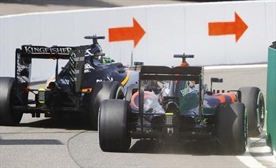 Alonso doveva rallentare!