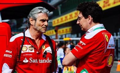 Arrivabene: ottimi progressi della Ferrari - Arrivabene: ottimi progressi della Ferrari