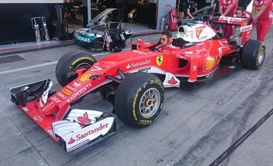 Gp Italia: la Ferrari SF16-H (per ora) di Monza - Gp Italia: la Ferrari SF16-H (per ora) di Monza