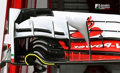 Gp Singapore: ecco il pacchetto aerodinamico della Ferrari SF16-H