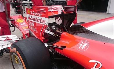 Gp Malesia: ecco il pacchetto aerodinamico della Ferrari SF16-H - Gp Malesia: ecco il pacchetto aerodinamico della Ferrari SF16-H